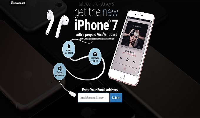 Get The New iPhone 7