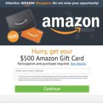 Go On A Shopping Extravaganza With An Amazon Gift Card