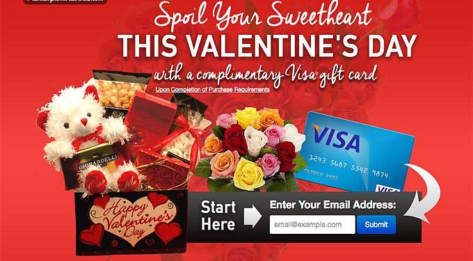Spoil Your Sweetheart This Valentine's Day