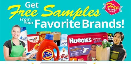 Free Samples From Your Favorite Brands!